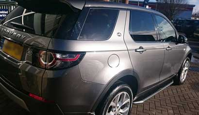 4x4 mobile car window tinting 1