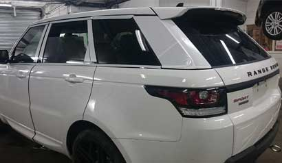 4x4 mobile car window tinting 5