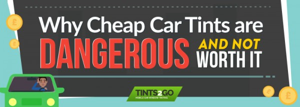 Why Cheap Car Tints Are Dangerous And Not worth It