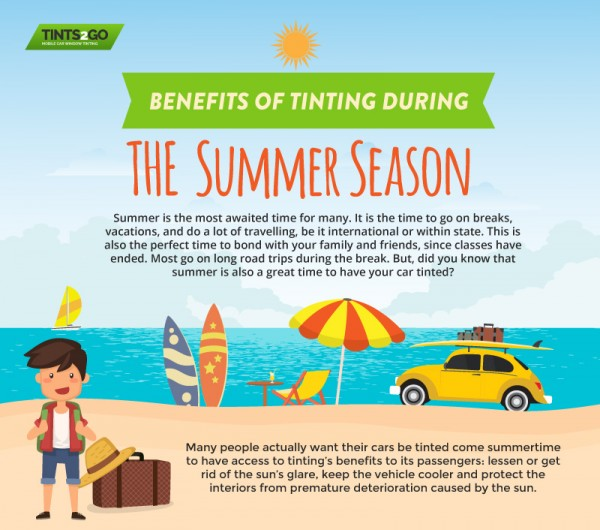 Benefits of Tinting During The Summer Season-01