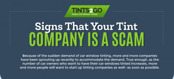 Signs That Your Tint Company Is A Scam-01