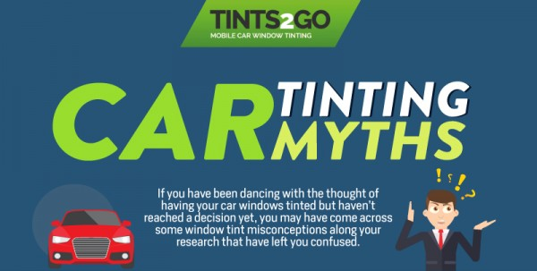 Car Tinting Myths