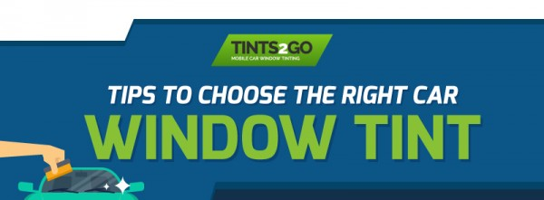 Tips to choose the right car window tint-
