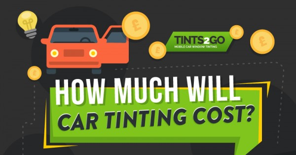 How Much Will Your Car Tinting Cost
