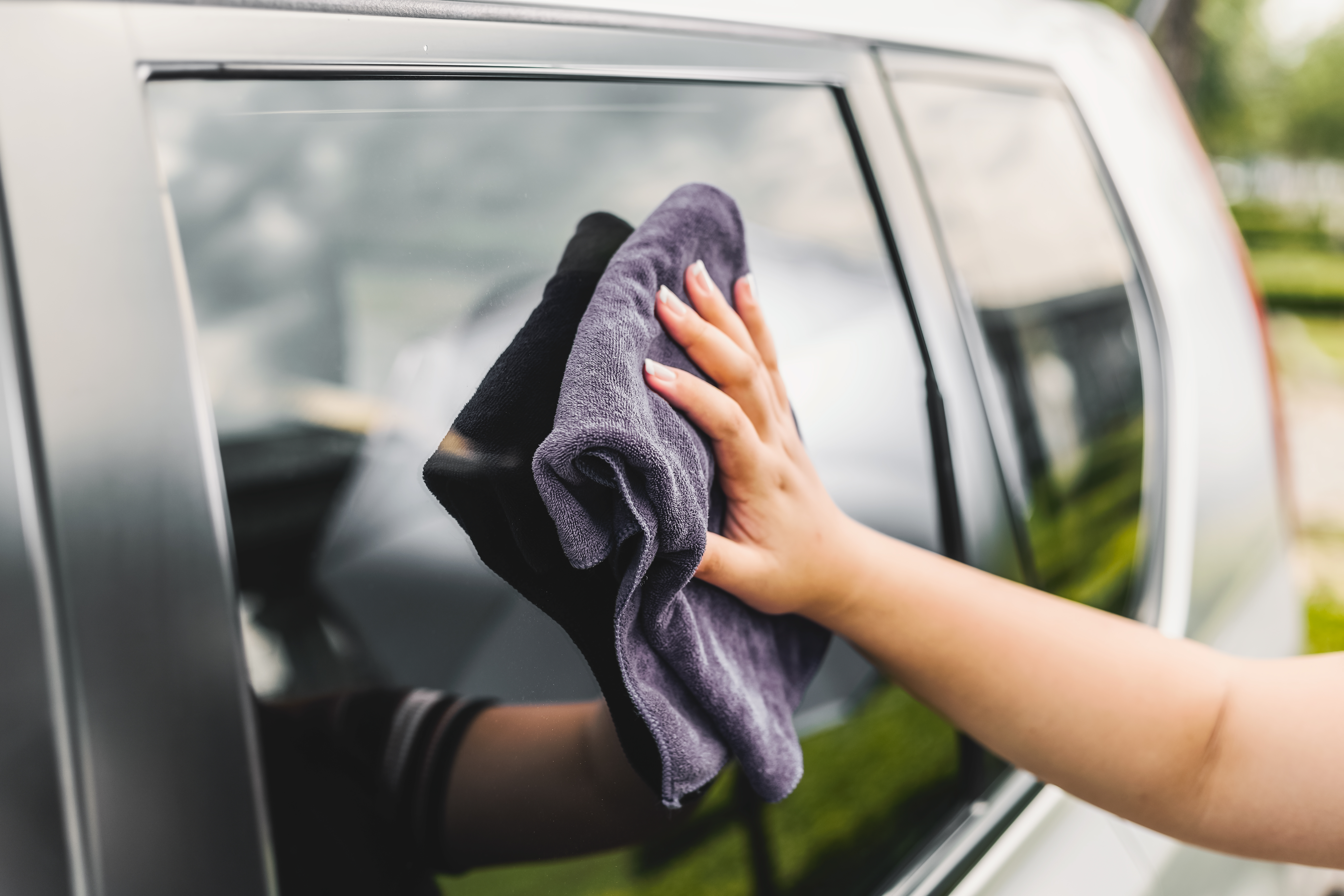 Cleaning Newly Tinted Car Windows | Tints2Go Blog