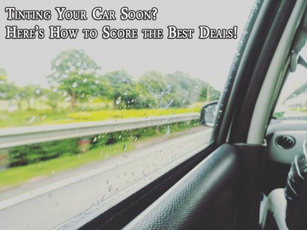 car window soon