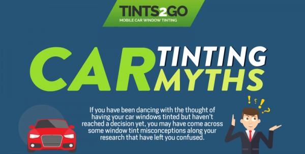 Car Tinting Myths