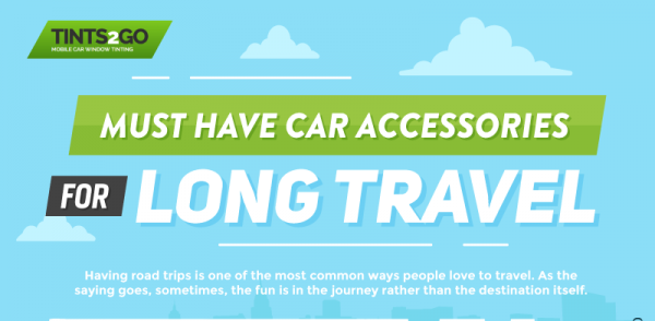 Must have car accessories for long travel