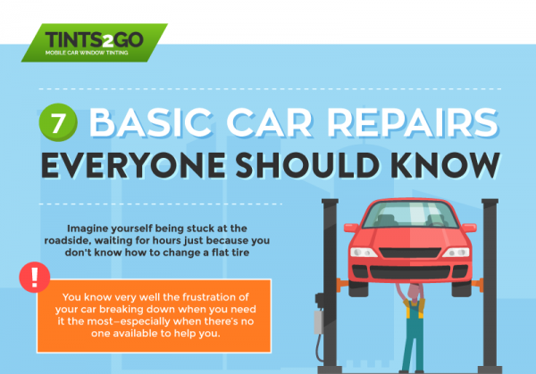 Basic Car Repairs Everyone Should Know
